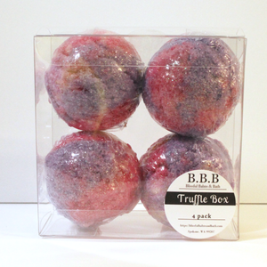 Load image into Gallery viewer, Lilac Bath Truffle (Bath Bomb)