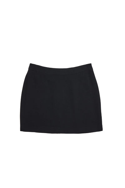 MINI SKIRT - CREPE