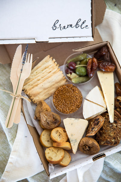 Cheese Platter for Two - Add-on for Weekend Bookings