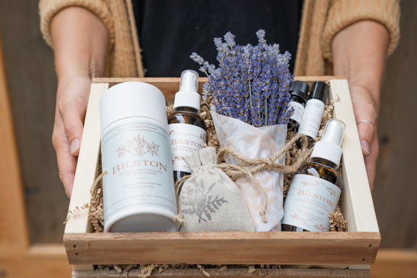 Lavender Love Box