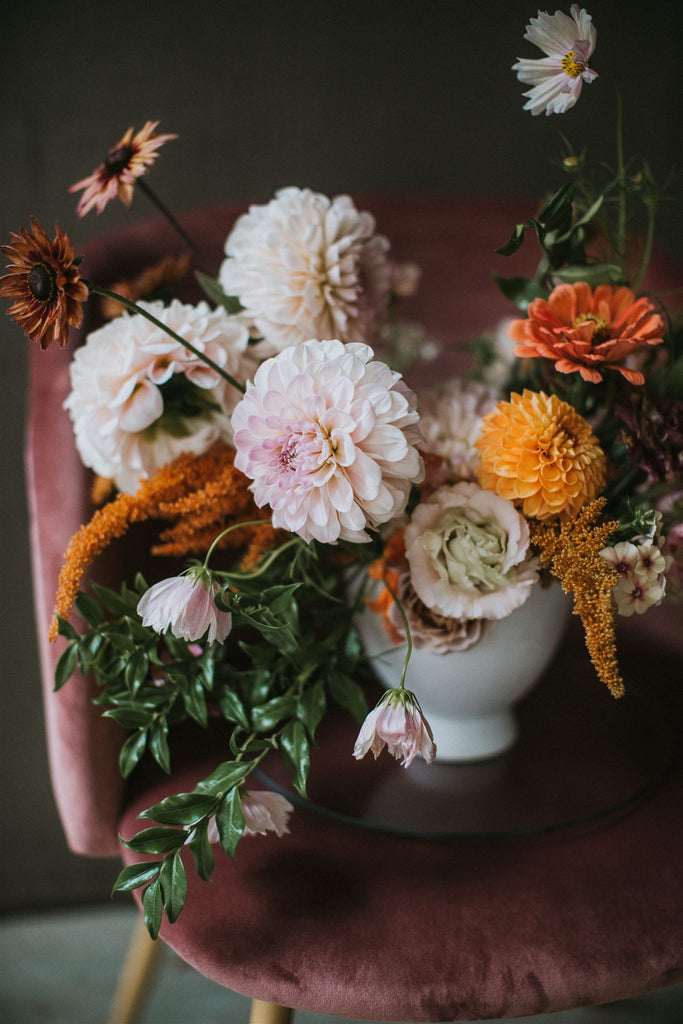 harvest centerpiece workshop
