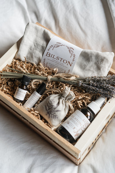Sleep Set Gift Basket