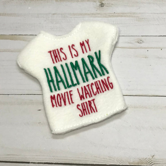 Christmas Movie Elf Shirt
