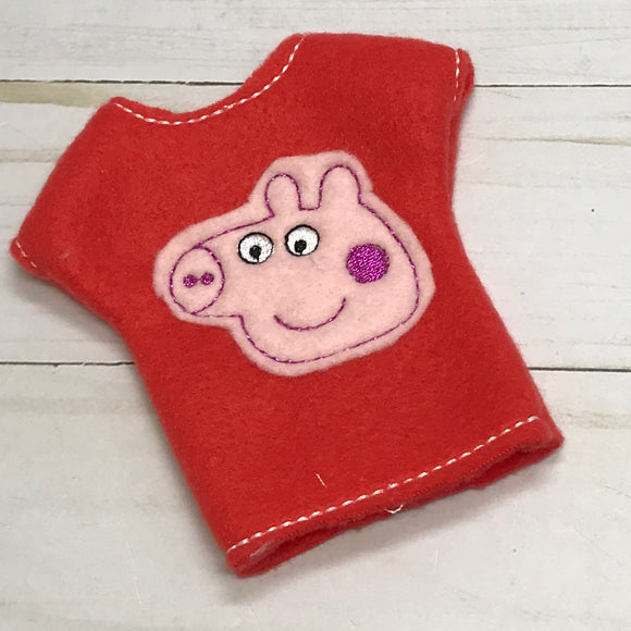 Peppy Pig Elf Shirt