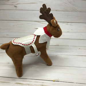 Reindeer harness