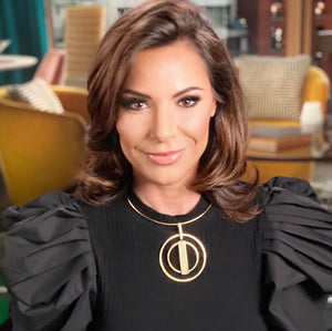 Countess Luann of Real Housewives of New York Season Premiere 2021 Interview Glam