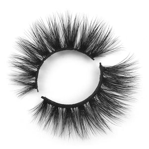 How many times can Lashed Forever Mink lashes be reused?
