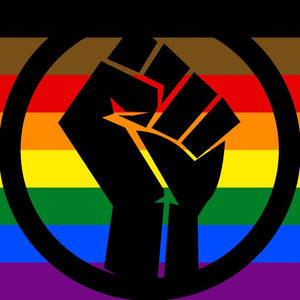 We support BLACK LIVES MATTER and The LGBT Community