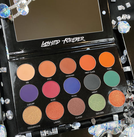 Lavish Nights Palette