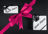 Gift Card Gift Card Lashed Forever