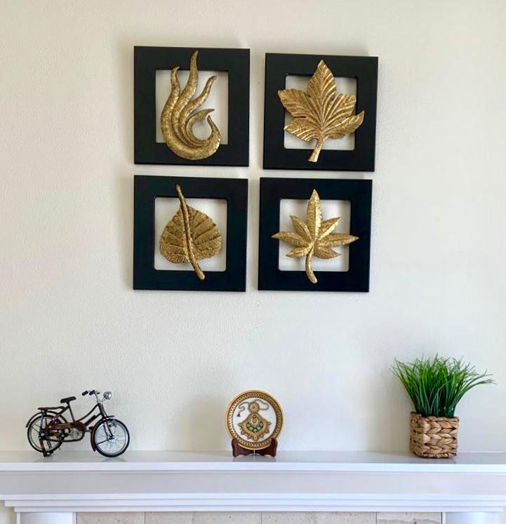Brass Wall Accent - Crafts N Chisel