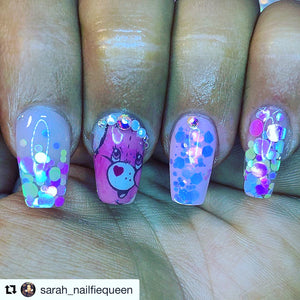 FULL COVER Care Bears