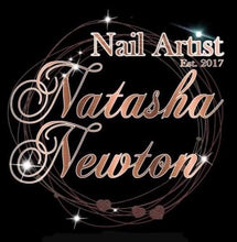Load image into Gallery viewer, 'The Nun' collaboration decal with 'Natasha Newton'