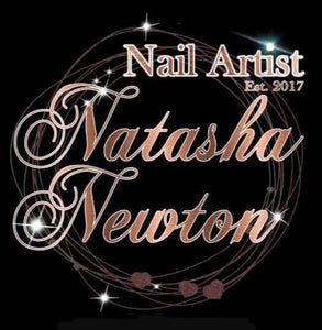 'The Nun' collaboration decal with 'Natasha Newton'