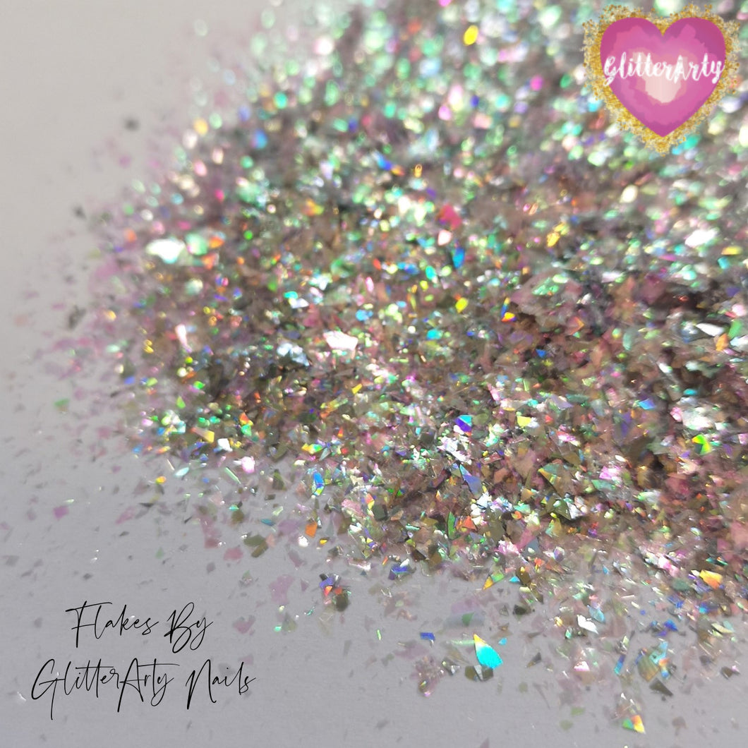 MAGIC SHIMMER FLAKE NO 3 – IRIDESCENT / HOLOGRAPHIC