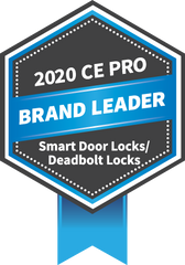 CE Pro Best Lock Brand for 4th Year in a row!