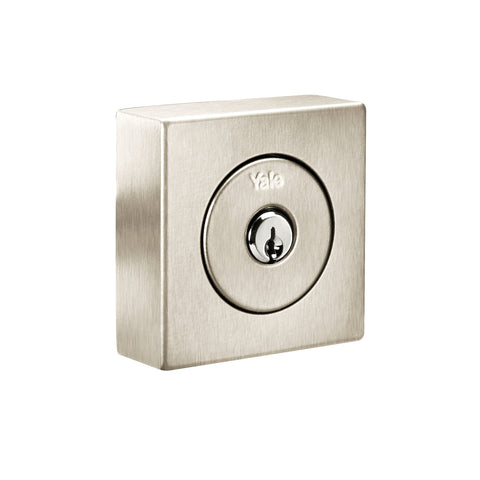 Flat Square Single Cylinder Mechanical Deadbolt