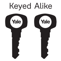 Yale Keyed Alike
