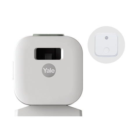 Yale Smart Cabinet Lock + Connect Wi-Fi Bridge