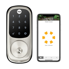 Yale Assure Lock Touchscreen