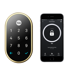 Nest x Yale Lock (Nest Connect Required for Remote Access)