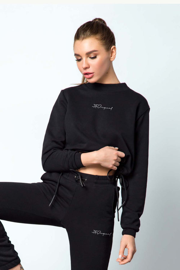 Signature Sweatshirt Black