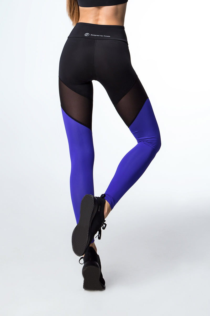 Kolibri Leggings Purple