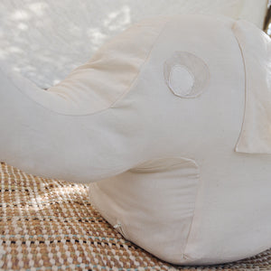 ROSIE | Large Elephant floor cushion