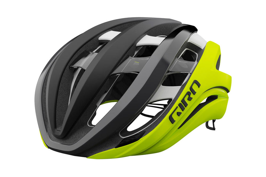 GIRO AETHER SPHERICAL AF MATTE BLACKFADE/HIGHLIGHT YELLOWカラー入荷しました!