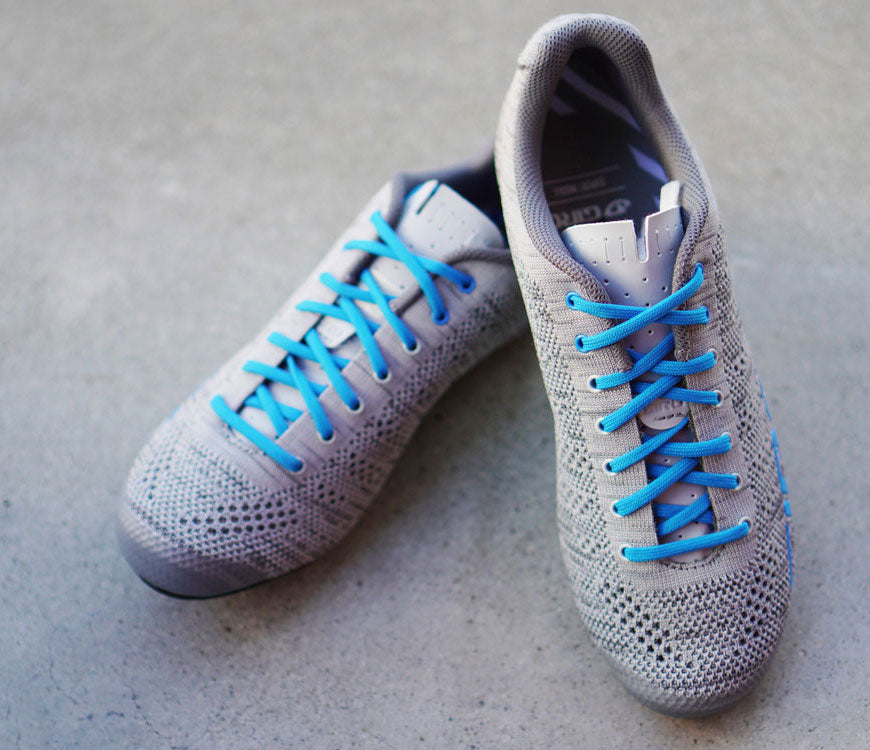 GIRO EMPIRE W KNIT NYLON  GRAY/BLUE   ウィメンズ限定モデル