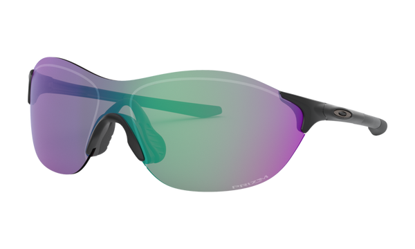 Oakley EVZERO SWIFT (Asia Fit) Matte Black Prizm Road Jade