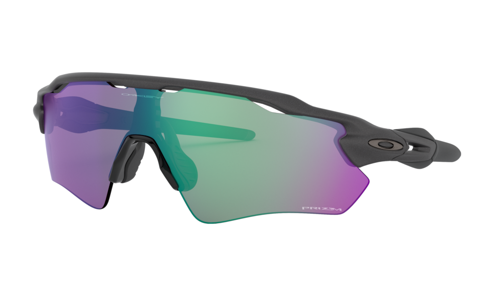 Oakley RADAR EV PATH Steel Prizm Road Jade