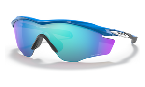 Oakley M2 FRAME XL (Asia Fit) ORIGINS COLLECTION Sapphire Prizm Sapphire