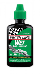 FINISH LINE Wet Bike Lubricant 60ml