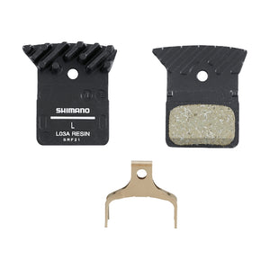 SHIMANO DISC BRAKE RESIN PAD L03A