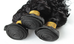 Malaysian Deep Curly Bundle Deal