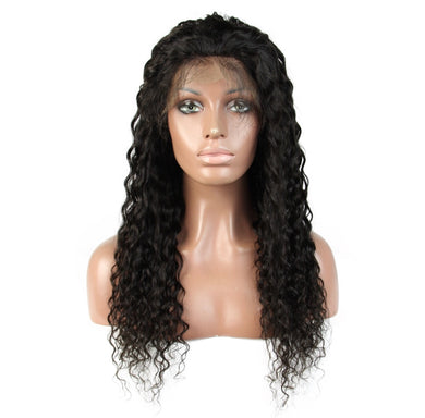 Full Lace Wig - Malaysian Deep Curly