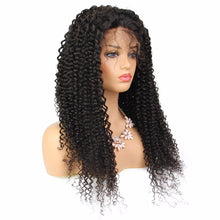 Load image into Gallery viewer, Kinky Curly Full Lace Wig