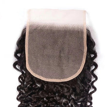 Load image into Gallery viewer, Malaysian Deep Curly - HD Lace line closure + bundles