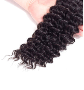 Pineapple Wave - Lace line closure + bundles