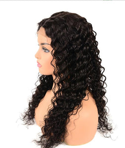 Full Lace Wig - Pineapple Wave