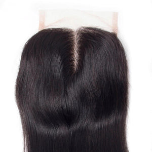 Brazilian Straight - HD Lace line closure + bundles
