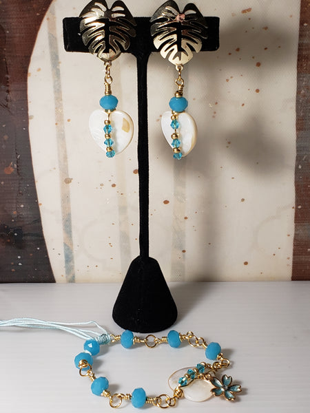 Blue wire adjustable set - Accessories by v