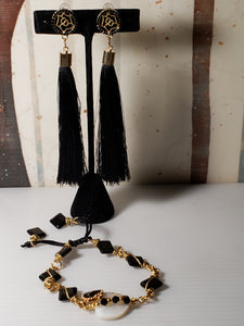 Black and Gold wire set - Accessories by v