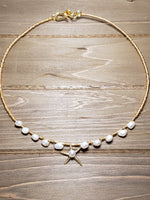 Estrella de mar chocker - Accessories by v
