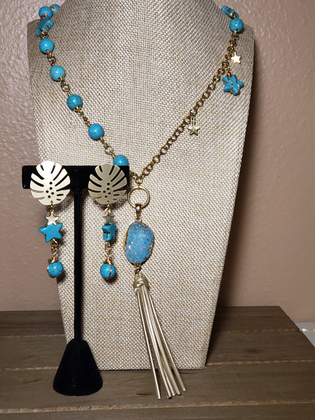 Blue set - Accessories by v