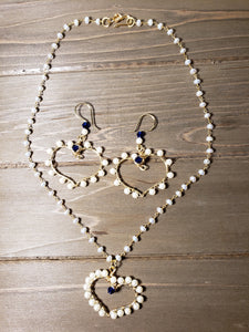 Pearl set - Accessories by v