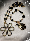 BLACK AND GOLD SET - Accessories by v