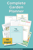 Complete Garden Planner and Journal