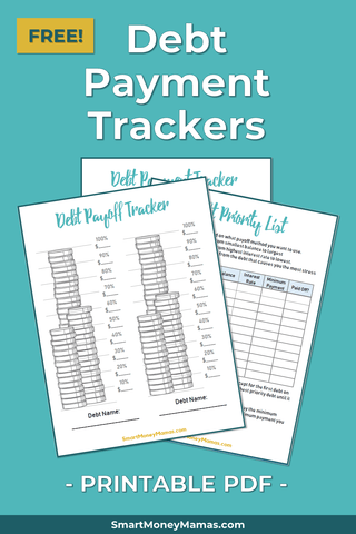 Debt Payment Trackers